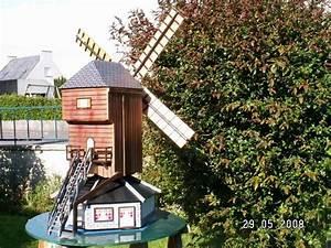 moulin a vent jardin exterieur decoration en bois pour With moulin a vent decoration jardin 0 fabrication dun moulin 224 vent en bois decoration jardin