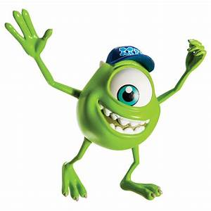 Spin Master - Monsters University Scare Student Mike