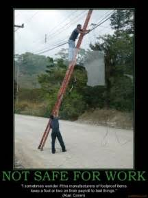 Funny Workplace Safety Fail