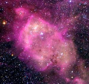 N 164, a bright emission nebula in the LMC | Anne's ...
