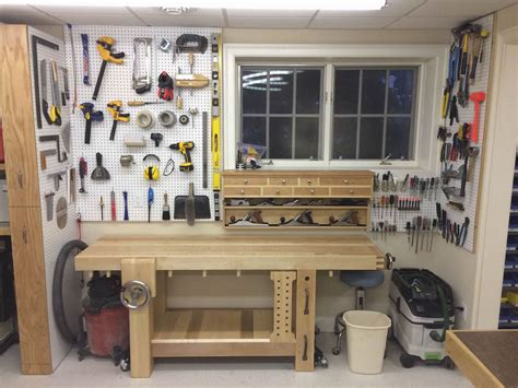 ultimate small shop  small woodworking shop layout