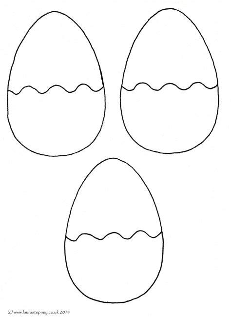 Easter Egg Template Images For Gt Easter Egg Basket Template Easter