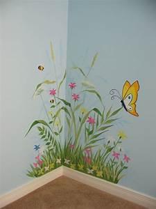Flower, Murals