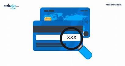 Cvc Cvv Kartu Atau Pengertian Kredit Nomor