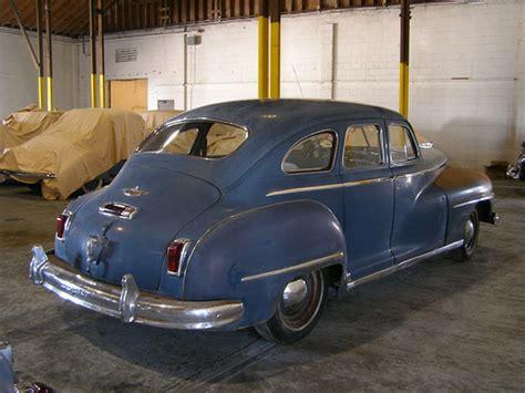 Desoto Custom Sedan  Door Rear Doors Flickr