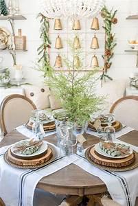 Simple, Farmhouse, Christmas, Table, Tips, On, Creating, An, Adorable, And, Affordable, Christmas, Table