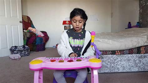 First music creation by Svara Goswami - YouTube