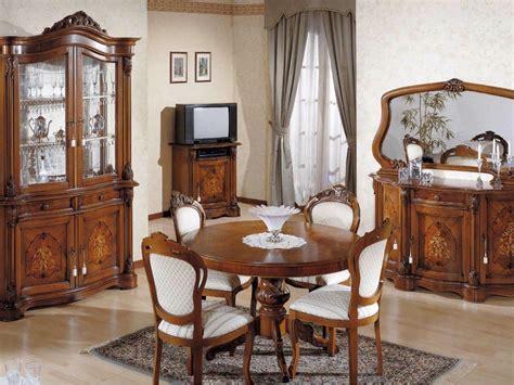 sala pranzo classica sala da pranzo cleopatra cucinenonsolo