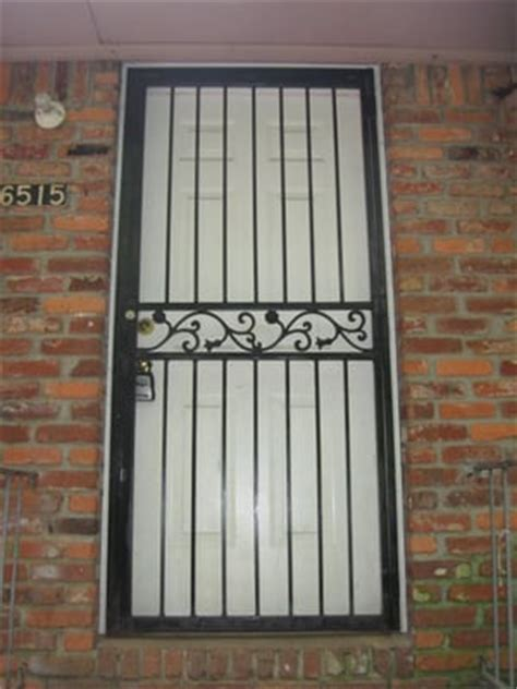 Decorative Security Bars For Windows And Doors by Ornamental Security Doors Windows Burglar Bars Yelp