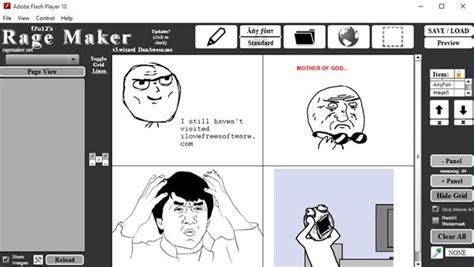 Meme Generator Software - 3 comic book creator software for windows 10