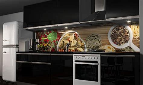 Küchenrückwand Selbstklebende Folie Herdabdeckung24de