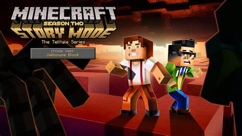 minecraft story mode season  episode