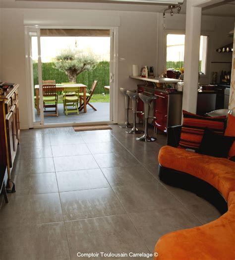 carrelage aspect beton cire carrelage en ligne faiences cuisine sanitaire toulouse