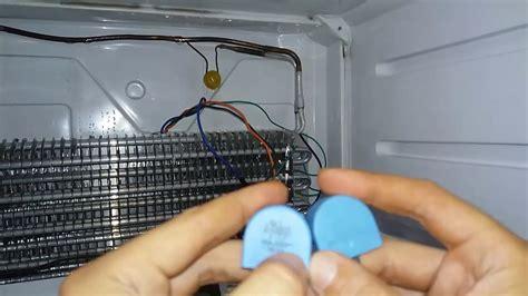 como reparar un refrigerador cuando no enfria abajo