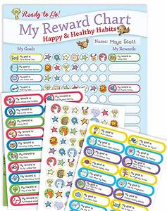 Ready To Go Reward Chart Healthy Happy Habits