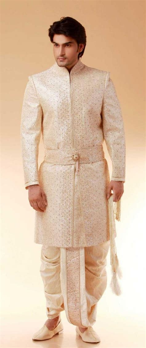 36 best Mens indian bridal images on Pinterest | India fashion Indian clothes and Indian outfits