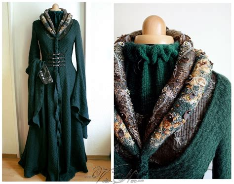 Lady Catelyn Tully Stark Garment Game Of Thrones Cosplay