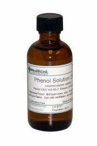 Phenol Liquid 25% 2oz Each Healthlink 400690