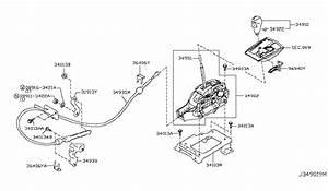 2018 Nissan Armada Auto Transmission Control Device