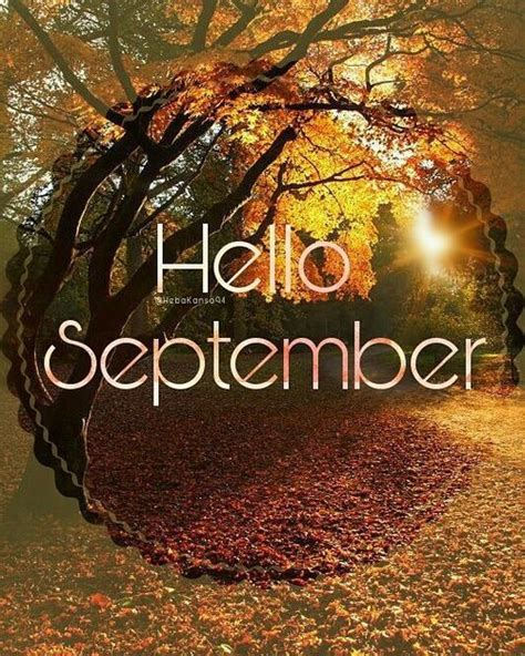 Nature Autumn Hello September Pictures, Photos, and Images for Facebook, Tumblr, Pinterest, and ...
