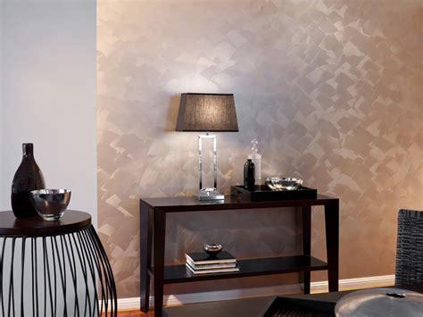 metallic design living room feature wall inspirations paint
