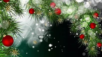 Christmas Background Bright Wallpapers Backgrounds Tree Merry