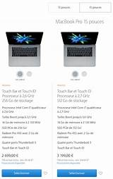 macbook air i7 prix