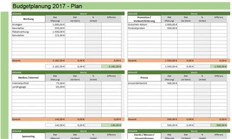 Diese weiterbildung richtet sich an personen, die in ihrer vog oder einrichtung mit der budgetplanung beauftragt sind und schon über. Budgetplanung Excel-Vorlage zum Download