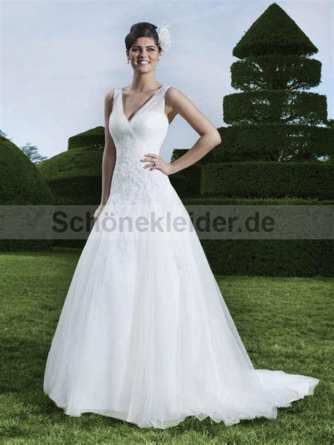 brautkleid weiß a linie rückenfrei mit trägern - Kosten Brautkleid