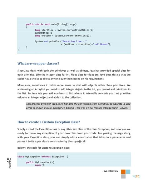 confused java interview coders ebook questions