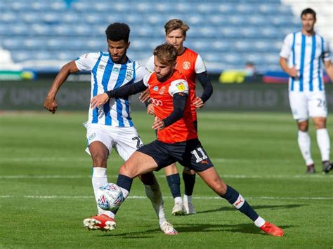 Huddersfield Town 0 Luton Town 2 - Player ratings ...