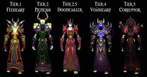 Warlock Tier 13 And Visual Retrospective