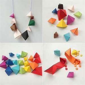 Faire Des Origami : 49 id es en photos comment cr er un pliage origami facile ~ Nature-et-papiers.com Idées de Décoration