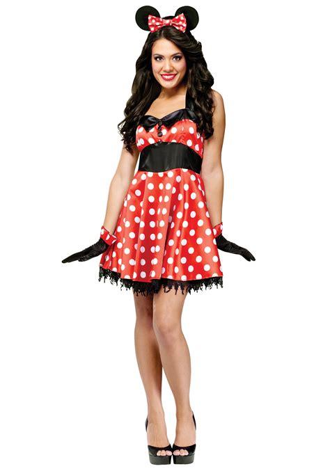 minni mouse kostüm retro miss mouse costume