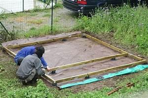 Sur Quoi Poser Un Abri De Jardin : la cabane au fond du jardin le blog de fifi et doudou ~ Dailycaller-alerts.com Idées de Décoration