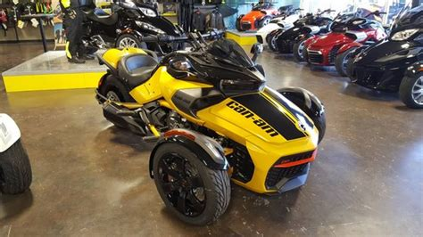 Cheap Auction Sales For 2017 Can-am Spyder F3-s Daytona