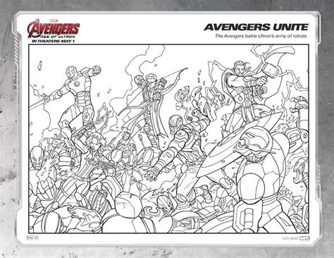 avengers age of ultron coloring sheets get yours now avengersevent ageofultron