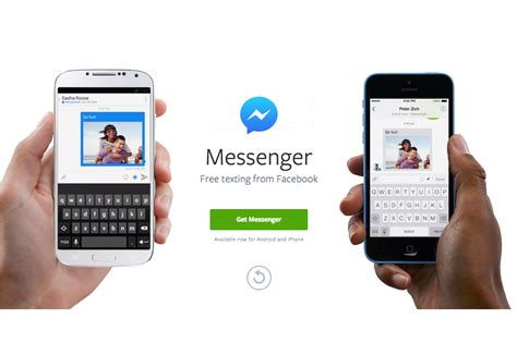 messenger app now has sms texting features digital trends
