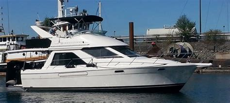 Motor Boats For Sale Vancouver Bc by 1996 Bayliner 3788 Motoryacht Boat For Sale 1996 Yacht