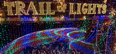 trail of lights branson mo where to see lights in branson missouri in 2015