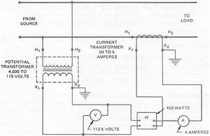 Wiring Manual Pdf  150 5 Current Transformer Wiring Diagram