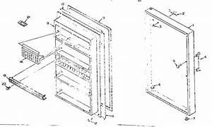Kenmore Coldspot Refrigerator Parts