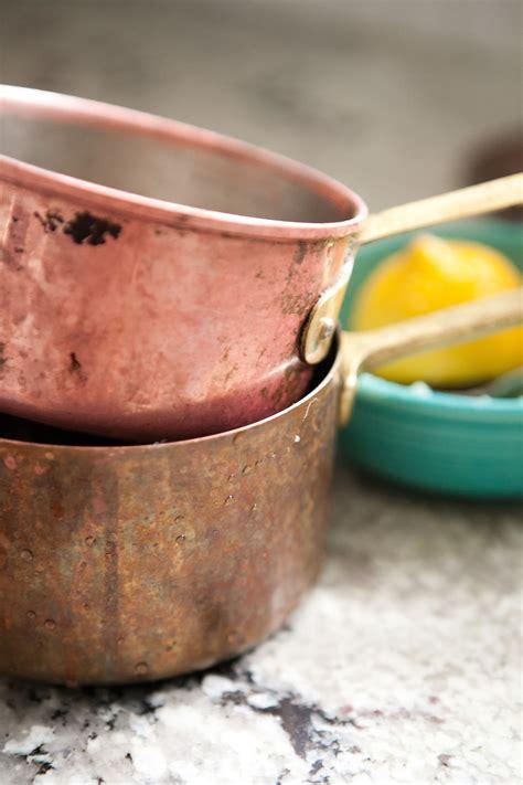 copper countertops     kitchn