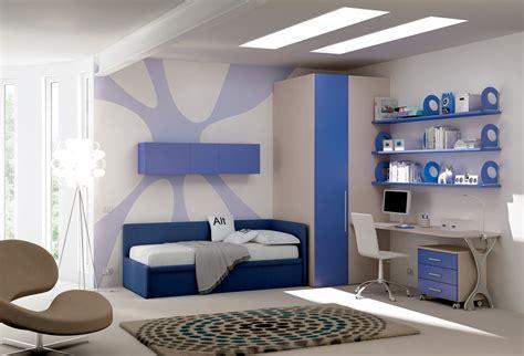 chambre a coucher pour garcon peinture chambre fille bleu