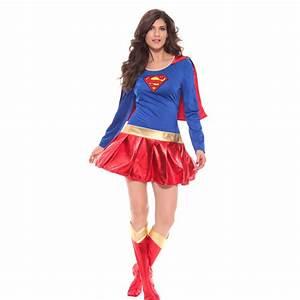 Aliexpress.com : Buy 2017 Supergirl Cosplay Costumes Women ...