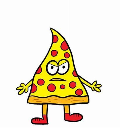 Pizza Burgerman Jon Giphy Sticker Doodle Eat