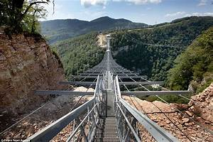 Sochi's 650ft high bridge set to be world's longest ...