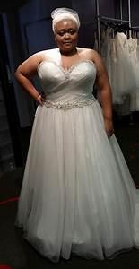 silver wedding dresses plus size pluslookeu collection With silver plus size wedding dresses