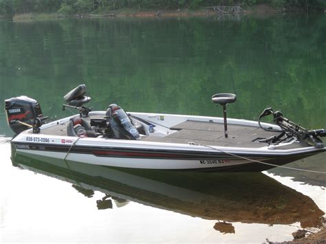 Craigslist Used Bass Boats by Bass Boat For Sale Chion 210 Elite Boats Nc Sc