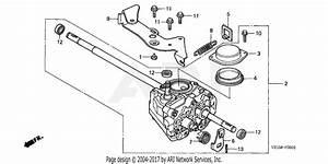 Honda Hrb216 Hxa Lawn Mower  Usa  Vin  Maaa